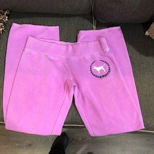 Pink By Victoria's Secret Sweats
